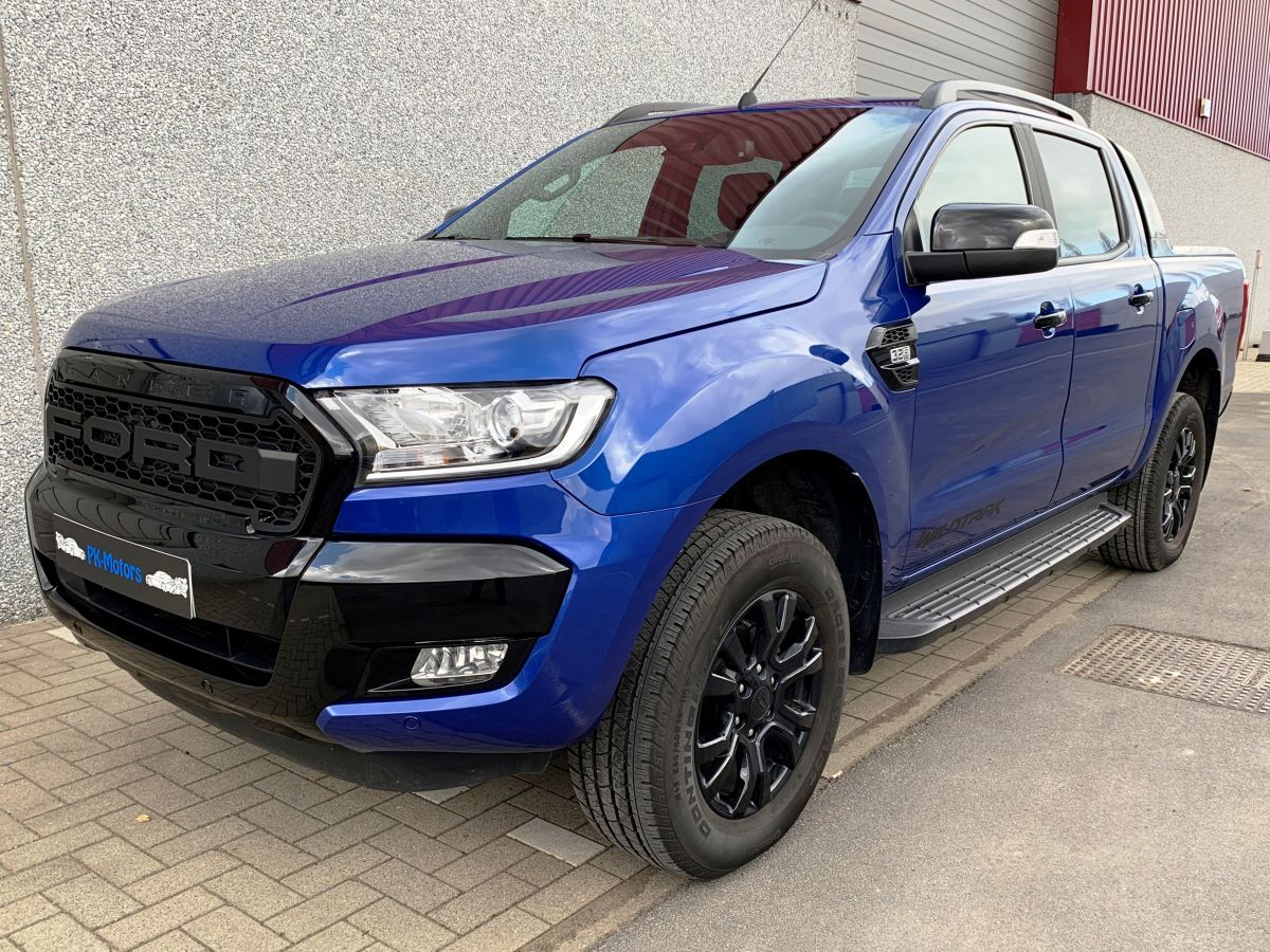 PK Motors Ford RANGER